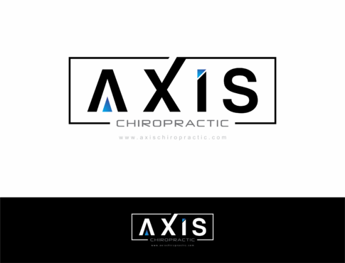 Axis Chiropractic A Logo, Monogram, or Icon  Draft # 242 by HandsomeRomeo