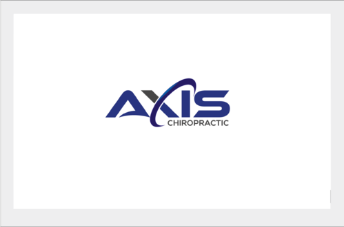 Axis Chiropractic A Logo, Monogram, or Icon  Draft # 290 by B4BEST