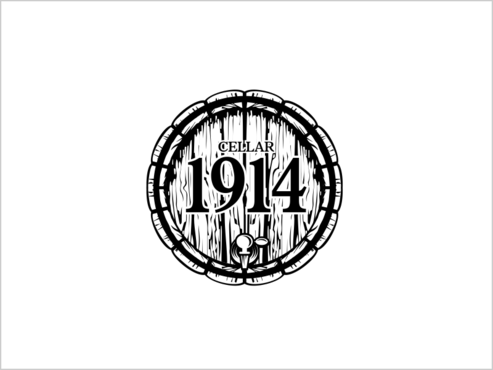 Cellar 1914 A Logo, Monogram, or Icon  Draft # 66 by thebullet
