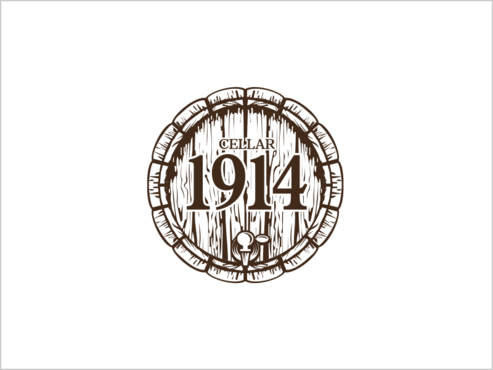 Cellar 1914 A Logo, Monogram, or Icon  Draft # 67 by thebullet