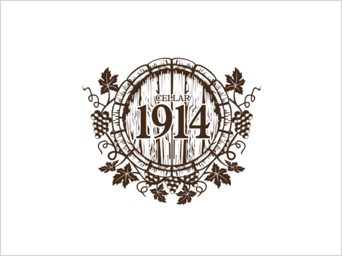 Cellar 1914 A Logo, Monogram, or Icon  Draft # 68 by thebullet