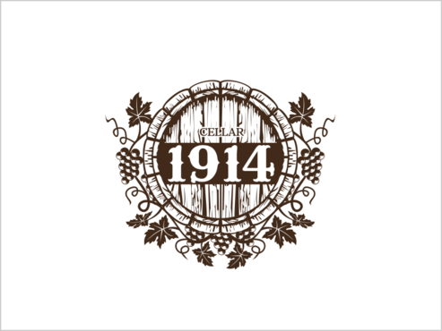Cellar 1914 A Logo, Monogram, or Icon  Draft # 69 by thebullet