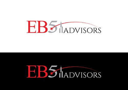 EB-5 Advisors A Logo, Monogram, or Icon  Draft # 220 by husaeri