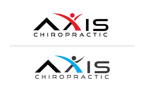 Axis Chiropractic A Logo, Monogram, or Icon  Draft # 361 by TheTanveer