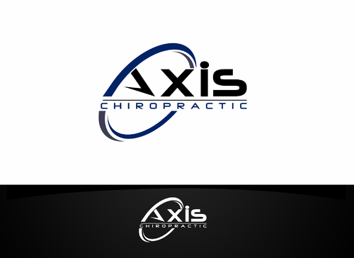 Axis Chiropractic A Logo, Monogram, or Icon  Draft # 362 by shivabomma