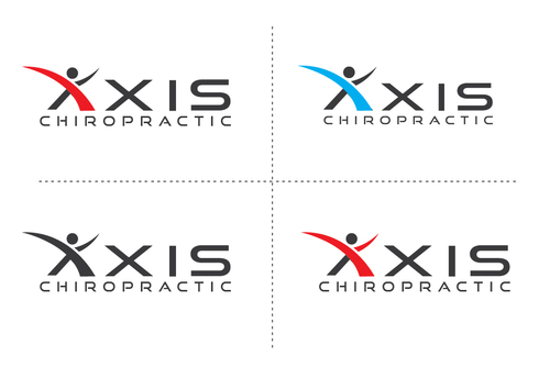 Axis Chiropractic A Logo, Monogram, or Icon  Draft # 365 by TheTanveer