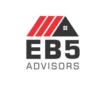 EB-5 Advisors A Logo, Monogram, or Icon  Draft # 226 by triha