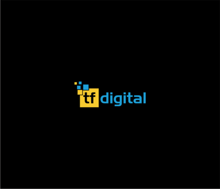 tf digital A Logo, Monogram, or Icon  Draft # 109 by s1d1q
