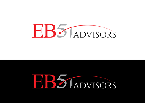 EB-5 Advisors Logo Winning Design by husaeri