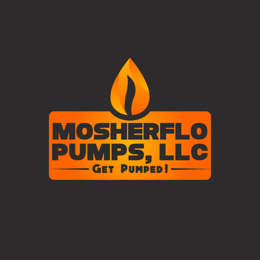 Mosherflo Pumps, LLC. A Logo, Monogram, or Icon  Draft # 1 by 0khanjaeed0