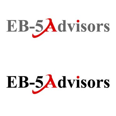 EB-5 Advisors A Logo, Monogram, or Icon  Draft # 238 by 0khanjaeed0