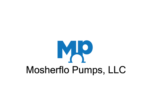 Mosherflo Pumps, LLC. A Logo, Monogram, or Icon  Draft # 4 by muhammadrashid