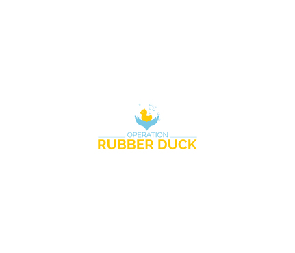 Operation Rubber Duck A Logo, Monogram, or Icon  Draft # 8 by DiscoverMyBusiness