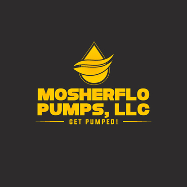 Mosherflo Pumps, LLC. A Logo, Monogram, or Icon  Draft # 9 by 0khanjaeed0