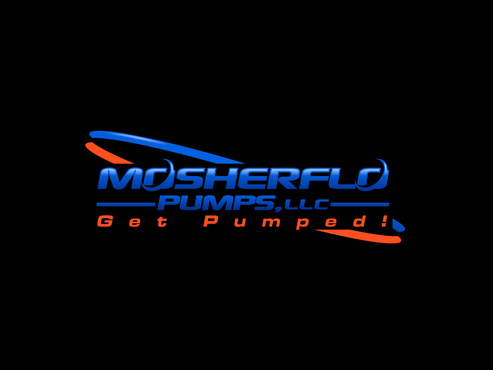 Mosherflo Pumps, LLC. A Logo, Monogram, or Icon  Draft # 11 by A78design
