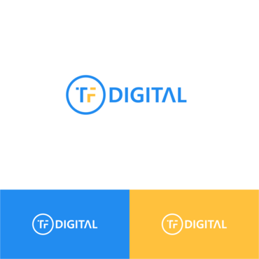 tf digital A Logo, Monogram, or Icon  Draft # 140 by sairex1988