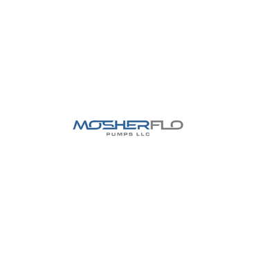 Mosherflo Pumps, LLC. A Logo, Monogram, or Icon  Draft # 12 by kulprog