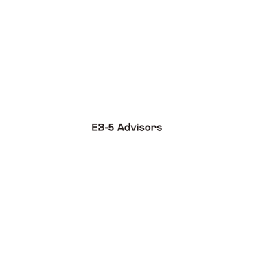 EB-5 Advisors A Logo, Monogram, or Icon  Draft # 257 by kulprog