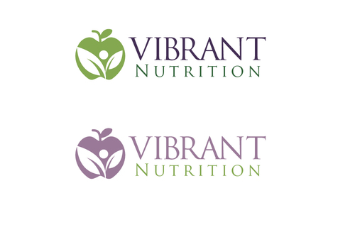 Vibrant Nutrition A Logo, Monogram, or Icon  Draft # 147 by TheTanveer