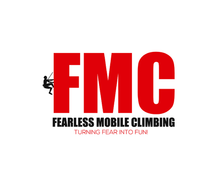 Fearless Mobile Climbing A Logo, Monogram, or Icon  Draft # 11 by DiscoverMyBusiness