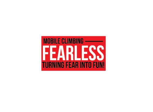 Fearless Mobile Climbing A Logo, Monogram, or Icon  Draft # 13 by muhammadrashid