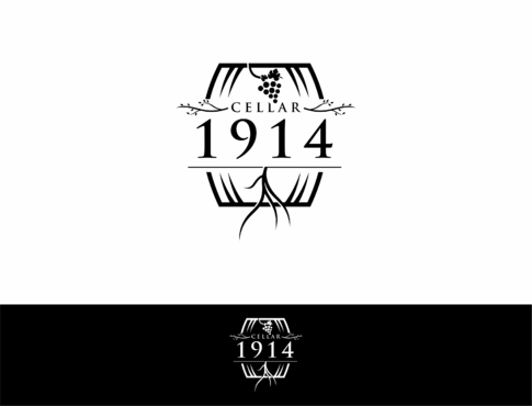 Cellar 1914 A Logo, Monogram, or Icon  Draft # 115 by HandsomeRomeo