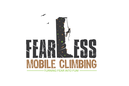 Fearless Mobile Climbing A Logo, Monogram, or Icon  Draft # 18 by shreeganesh
