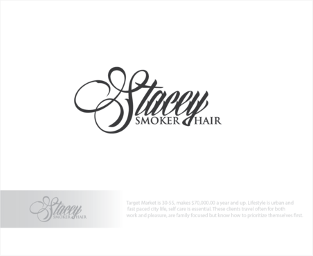 """Stacey Smoker Hair"" or ""S2"" (like S^2, S to the 2nd power, S squared speaks to the SS in my name) A Logo, Monogram, or Icon  Draft # 30 by logoGamerz"