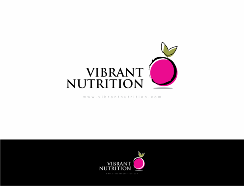 Vibrant Nutrition A Logo, Monogram, or Icon  Draft # 230 by HandsomeRomeo