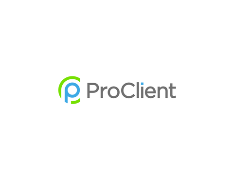 ProClient A Logo, Monogram, or Icon  Draft # 100 by suhartini