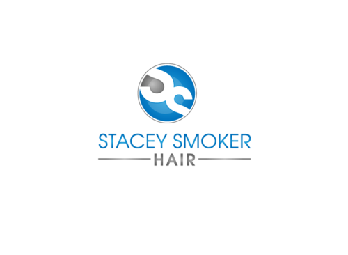 """Stacey Smoker Hair"" or ""S2"" (like S^2, S to the 2nd power, S squared speaks to the SS in my name) A Logo, Monogram, or Icon  Draft # 49 by zameen"