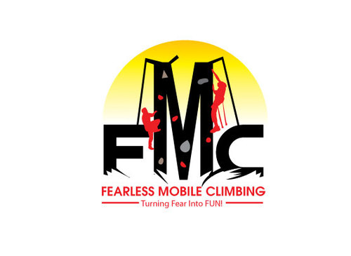 Fearless Mobile Climbing A Logo, Monogram, or Icon  Draft # 29 by shreeganesh