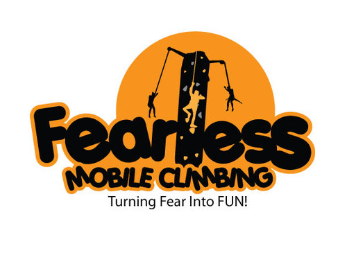 Fearless Mobile Climbing A Logo, Monogram, or Icon  Draft # 30 by shreeganesh