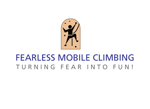 Fearless Mobile Climbing A Logo, Monogram, or Icon  Draft # 32 by ziya75