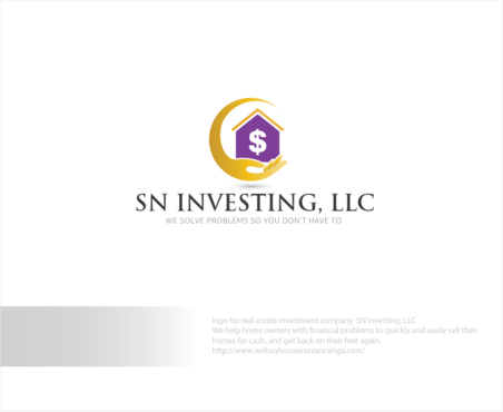 SN Investing, LLC A Logo, Monogram, or Icon  Draft # 21 by logoGamerz