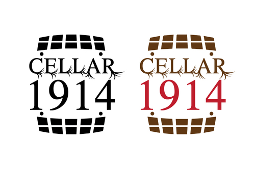 Cellar 1914 A Logo, Monogram, or Icon  Draft # 123 by TheTanveer