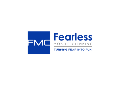 Fearless Mobile Climbing A Logo, Monogram, or Icon  Draft # 33 by Aaask
