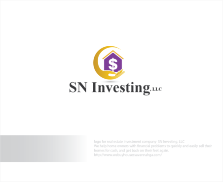 SN Investing, LLC A Logo, Monogram, or Icon  Draft # 79 by logoGamerz