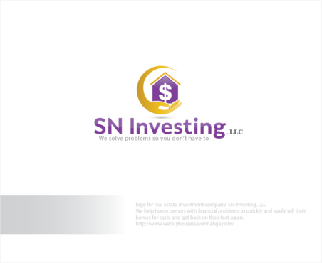 SN Investing, LLC A Logo, Monogram, or Icon  Draft # 81 by logoGamerz