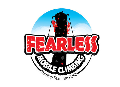 Fearless Mobile Climbing A Logo, Monogram, or Icon  Draft # 41 by shreeganesh