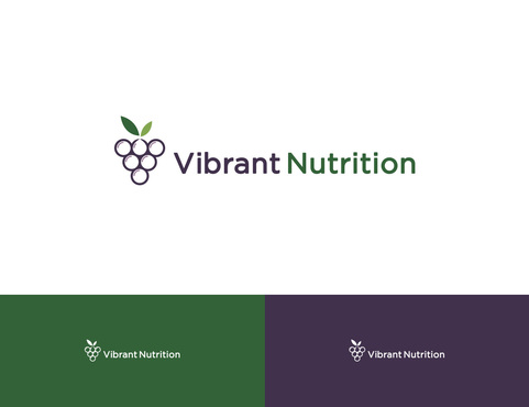 Vibrant Nutrition A Logo, Monogram, or Icon  Draft # 294 by suhartini