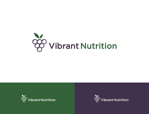 Vibrant Nutrition A Logo, Monogram, or Icon  Draft # 297 by suhartini