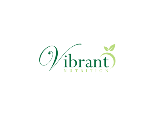 Vibrant Nutrition A Logo, Monogram, or Icon  Draft # 308 by javavu