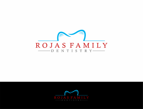 Rojas Family Dentistry A Logo, Monogram, or Icon  Draft # 100 by HandsomeRomeo
