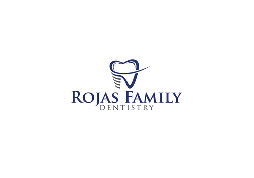 Rojas Family Dentistry A Logo, Monogram, or Icon  Draft # 109 by zephyr