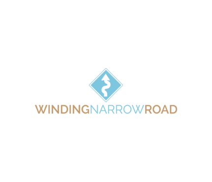 Winding Narrow Road A Logo, Monogram, or Icon  Draft # 8 by DiscoverMyBusiness