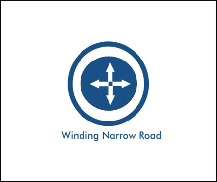 Winding Narrow Road A Logo, Monogram, or Icon  Draft # 36 by bayuk