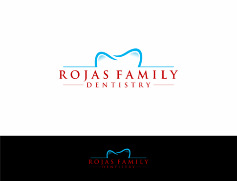 Rojas Family Dentistry A Logo, Monogram, or Icon  Draft # 175 by HandsomeRomeo