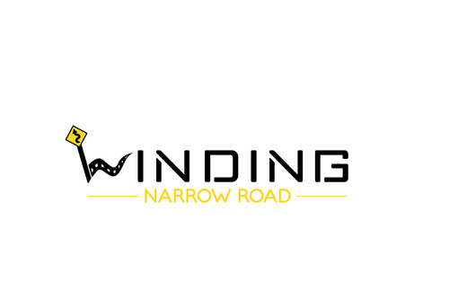 Winding Narrow Road A Logo, Monogram, or Icon  Draft # 40 by shreeganesh