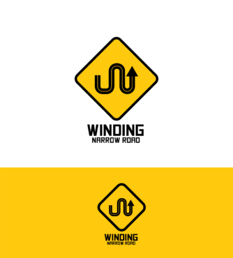 Winding Narrow Road A Logo, Monogram, or Icon  Draft # 42 by goodlogo